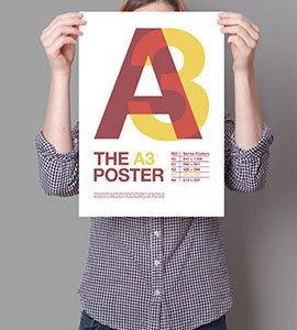 флаєр, постер, афіша, А3, листівка, меню, офсетний, кольоровий, друк