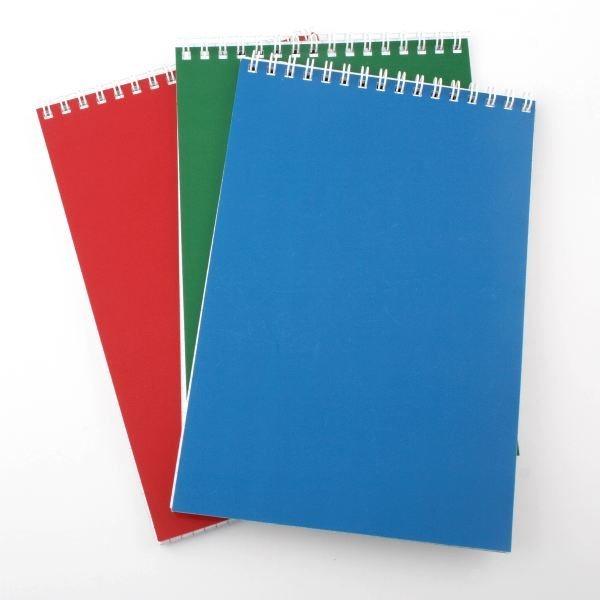 цифровий, чорно-білий, кольоровий, друк, блокнот, конференція, А5